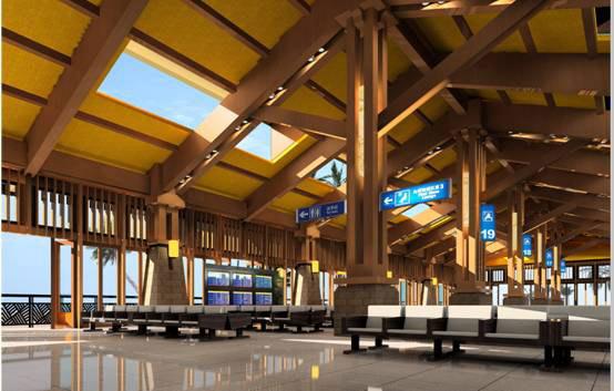 <b>三亚凤凰国际机场</b>