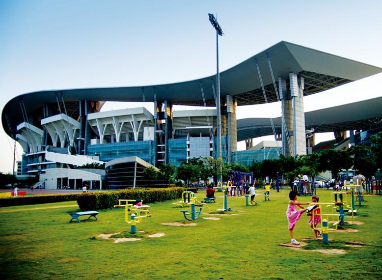 <b>广东奥林匹克体育中心</b>